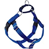 """Freedom No Pull Dog Harness, Harness ONLY (Blue, Medium (1"""" wide)"""