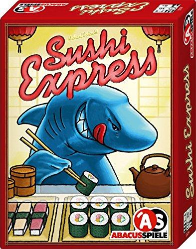 すしエクスプレス Sushi Express ABACUSSPIELE [並行輸入品]