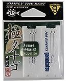 がまかつ(Gamakatsu) 糸付 極(キワメ)タナゴ(茶) テトロン#100. 11904-0-100-07