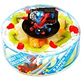 キャラデコクリスマス 仮面ライダービルド 限定おもちゃ付き こだわりのフルーツケーキ