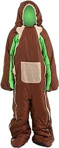 DOPPELGANGER OUTDOOR(ドッペルギャンガーアウトドア) ヒューマノイドスリーピングバッグ 人型寝袋 ver.4.0 DS-07 Brian [最低使用温度 5度]