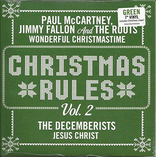 Christmas Rules Vol. 2 (Green Vinyl) [Analog]