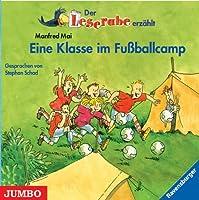 Eine Klasse im Fussballcamp