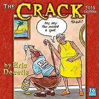 The Crack Calendar 2019 Calendar