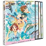 YOUR LIE IN APRIL: PARTE 1 EPISODIOS 1 A 11 (Importé d'Espagne, langues sur les détails)