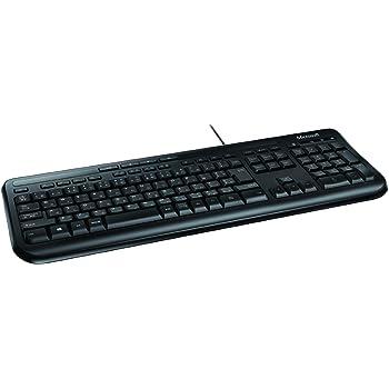 マイクロソフト キーボード 有線/USB接続/防滴 Wired Keyboard 600 ANB-00039