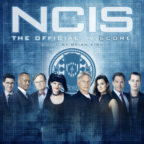 Ncis: the Official TV Score-Music By B