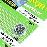 LR927 ボタン電池 10個セット アルカリ 電池 AG7 CX57 395A 互換品 バッテリー 画像