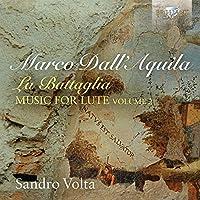 LA BATTAGLIA LUTE MUSIC 2