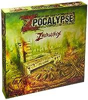 Zpocalypse Zmergencyボードゲーム