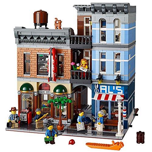 LEGO 10246 Detective's Office 探偵事務所 レゴ クリエイター