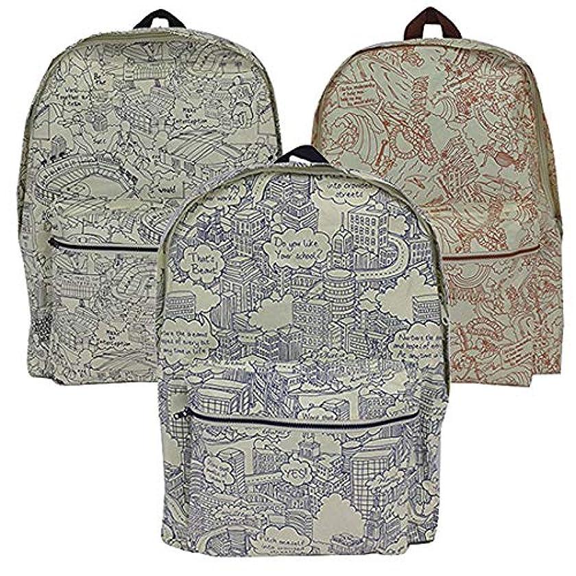 カバレッジ維持「FLY TRY BAG」BACKPACK 「フライトライバッグ」バックパック A4サイズもOK 通勤 通学 男女兼用 リュックサック