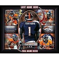 Denver Broncos NFL MAC11FBBNFBRON-13x16a