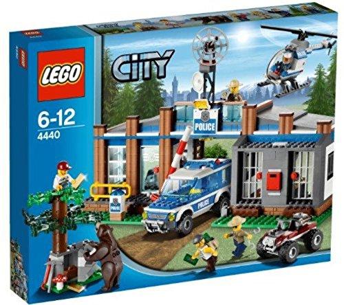 レゴ (LEGO) シティ フォレストポリスステーション 4440