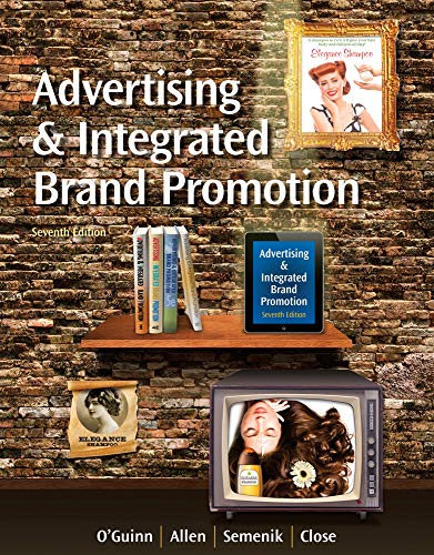 Download Advertising and Integrated Brand Promotion 1285187814