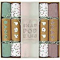 スナップPop Bang Large Crackers by Meri Meri