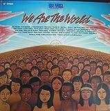 """ウイ・アー・ザ・ワールド(スペシャル・ロング・バージョン) WE ARE THE WORLD [12"""" Analog LP Record]"""