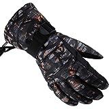 [X.A] スキー グローブ スノボー グローブ スキー 手袋 登山 手袋 防寒グローブ 防水 防寒 保温 通気性 サイズ選択可