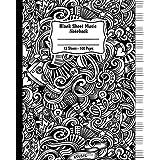 Blank Sheet Music: Music Manuscript Paper / Staff Paper / Musicians Notebook (Composition Books - Music Manuscript Paper) 100