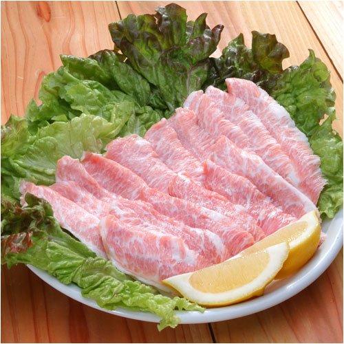 瀬戸牧場産 豚トロ(焼肉用 100g)
