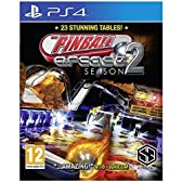 Pinball Arcade Season 2 (PS4) (輸入版)