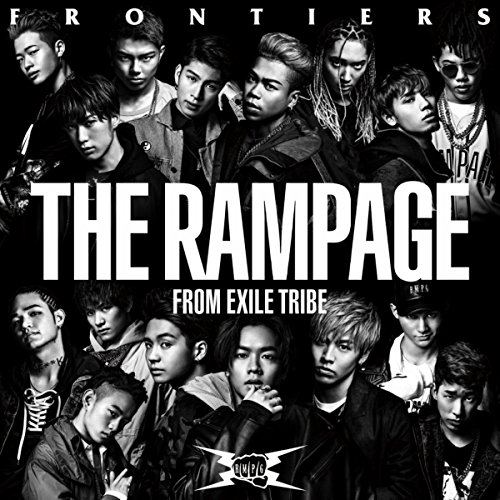 【THE RAMPAGE】THE RAMPAGE初となるフルアルバムが発売決定!詳細情報はこちら!の画像