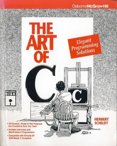Download The Art of C: Elegant Programming Solutions (Book and Disk) 0078816912