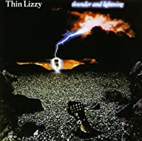 Thunder & Lightning by THIN LIZZY (2017-01-13)