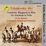 1812 Overture / Rhapsody in Blue (Hybr)