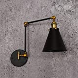 Lamp Nordic Creative Personality Capsule Glass Wall Lamp Post-Modern Minimalist Plating Iron Wall Light