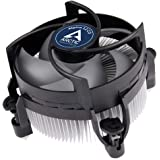ARCTIC Alpine 12 CO - CPU Cooler for Intel 115x, for Continuous Operation, 92 mm PWM Fan, up to 100 W Cooling Power, Pre-Appl