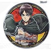 AnimeJapan2015 缶バッジ 進撃の巨人 エレン 梶 裕貴