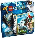 レゴ チーマ タワー・ヒットターゲット 70110