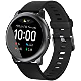 xiaomi Youpin Haylou Solar LS05 Smart Watch Sport Metal Round Case Heart Rate Sleep Monitor IP68 Waterproof iOS Android Globa