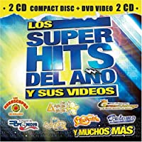 Super Hits Del Ano (W/Dvd)
