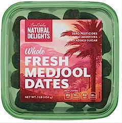 Bard Valley Natural Delights Medjool Dates, 454g(packaging may vary)