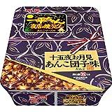 明星 一平ちゃん夜店の焼うどんあんこ団子味 111g×12個入り (1ケース)