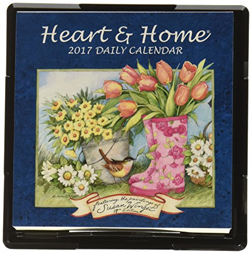 Heart & Home 2017 Calendar (Box)