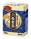 アサヒ飲料 六条麦茶 100ml×18本