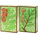 【甘草茶30P+タラノキ茶30P】 煮出し用カンゾウ・決明子配合 薬草茶 たらの木の葉100%