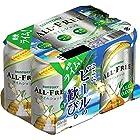 サントリー オールフリー ライムショット 350ml×6本 ノンアルコールビールテイスト飲料