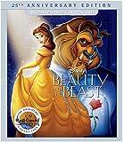 Beauty & the Beast: 25th Anniversary Edition [Blu-ray] [Impo…