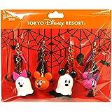 ディズニー ハロウィーン ハロウィン 2016 ミッキー ミニー マウス おばけ かぼちゃ ストラップ 4個 セット ( ディズニーリゾート限定 )