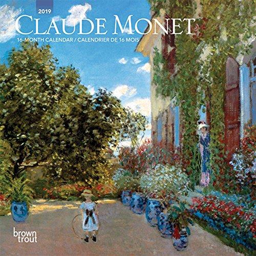 Download Claude Monet 2019 Calendar 1465075844