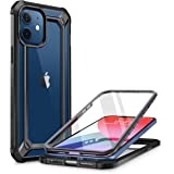 SUPCASE Unicorn Beetle EXO Pro Series Case for iPhone 12 Mini (2020 Release) 5.4 Inches, with Built-in Screen Protector Premi