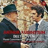 ベートーヴェン:ピアノ協奏曲第5番「皇帝」&第4番(日本独自企画盤)