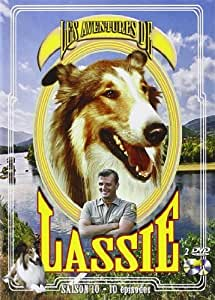 Lassie Vol.10, Coffret 2 DVD