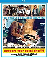 Support Your Local Sheriff! [Blu-ray]