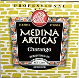 【CHARANGO STRINGS MEDINA 1240・メディナ・アルティガス】プロ・チャランゴ用弦 マイクロワウンド