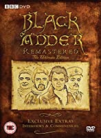 Blackadder: Re-mastered - The Ultimate Edition Box Set [DVD][Import anglais] (PAL)